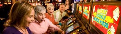 Freude am Spielautomat